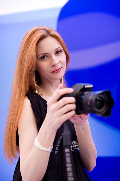 Targi foto video 2009 ŁÓDŹ - fotoreportaż