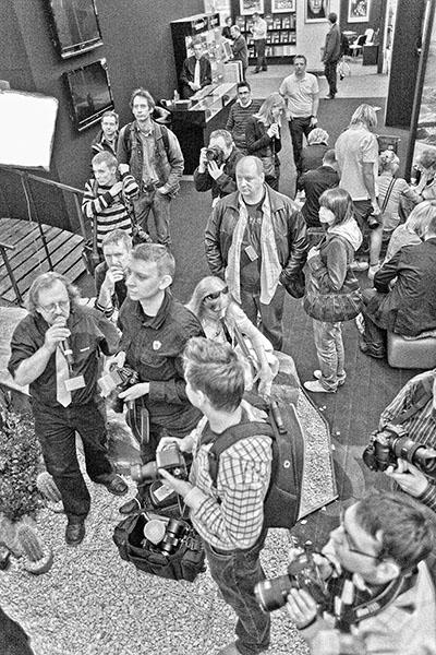 Targi Sprzętu Fotograficznego, Filmowego i Video FILM VIDEO FOTO 2009