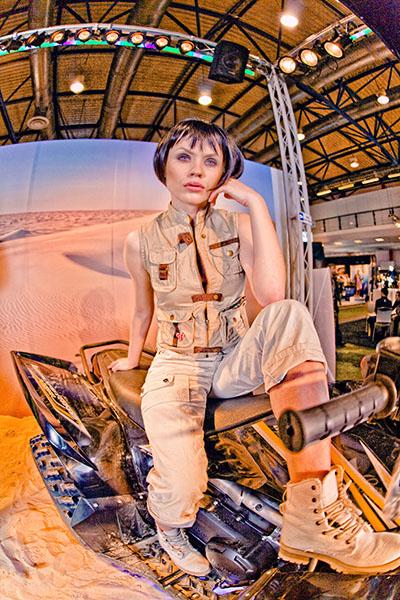 XII Targi Foto-Video Łódź 2-4 kwietnia 2009 r.
