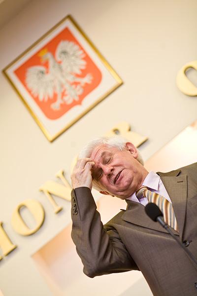 Zbigniew Zaleski fot. Paweł Kulenty