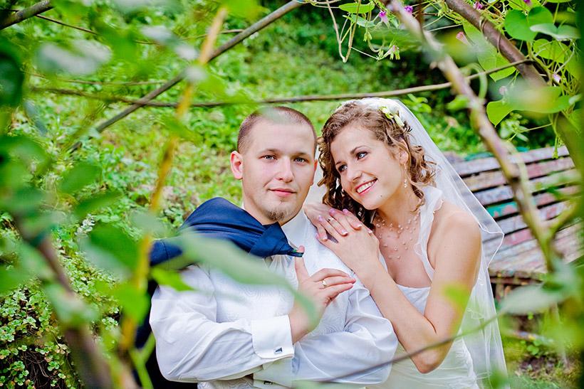 fotografia ślubna łuków