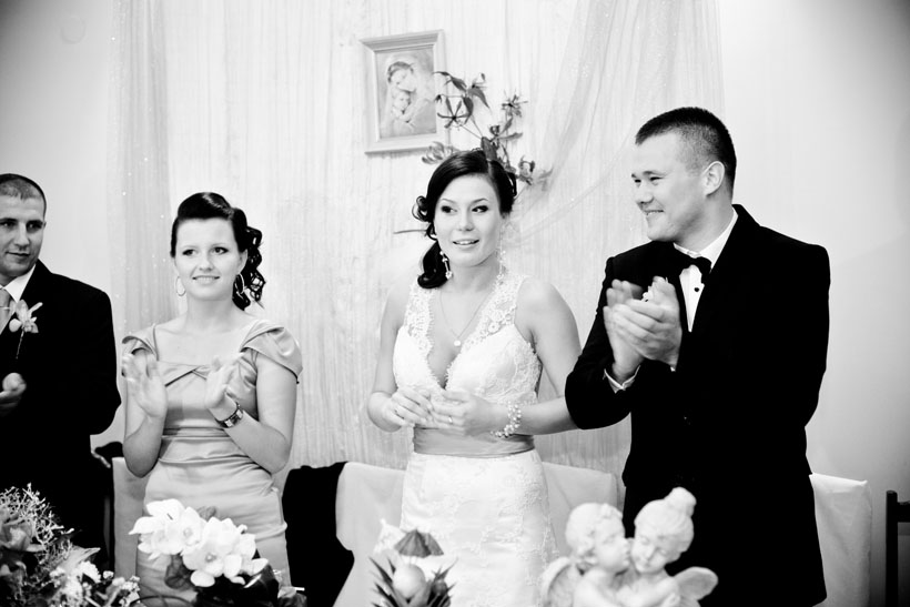 foto ślubne Łuków