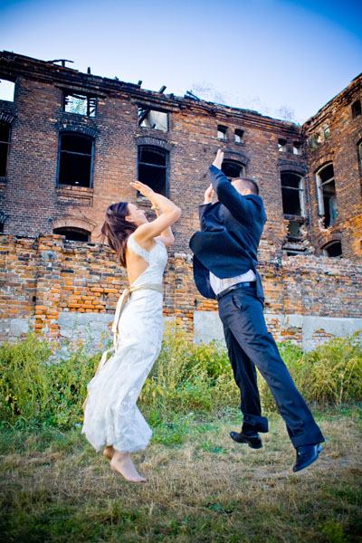 zdjęcia ślubne plener w warszawie