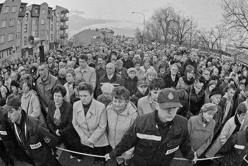 Droga Krzyżowa w Łukowie