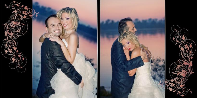 fotoreportaż ślubny, fotoalbum, kulenty