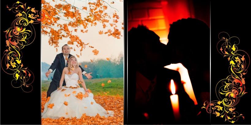zdjecia, reportaż ślubny, fotoalbum, kulenty