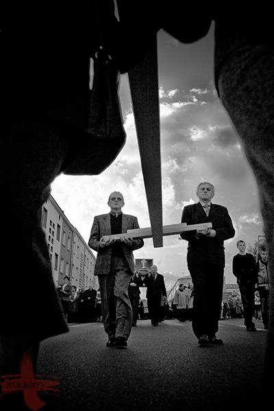 Fotoreportaż Relikwie ks. Popiełuszki Łuków