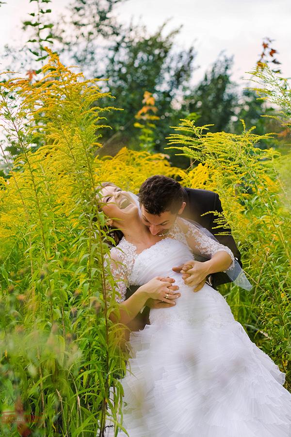 Edyta i Mariusz, ślubna sesja plenerowa