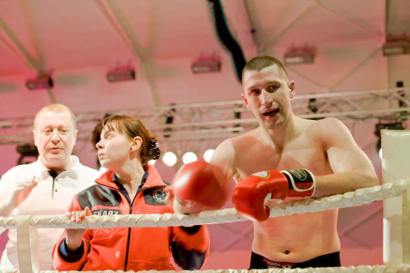 Gala kick-boxingu Łuków Victory and Glory