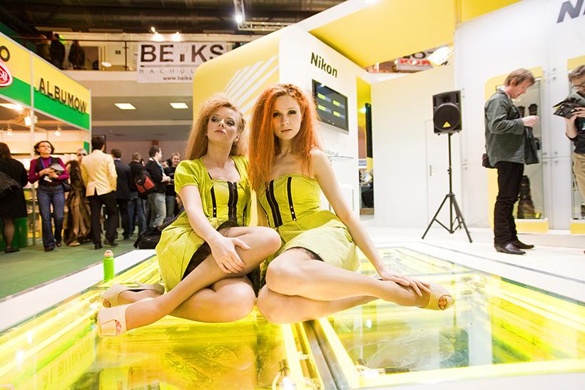 Targi Foto Video Łodź 2011