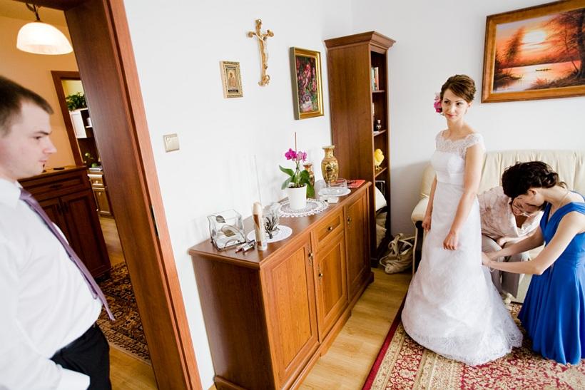 Paweł Kulenty - fotoreportaż ślubny Leny i Przemka