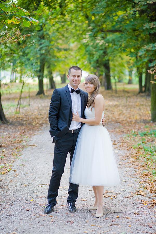 Paweł Kulenty sesja ślubna Ania i Wojtek