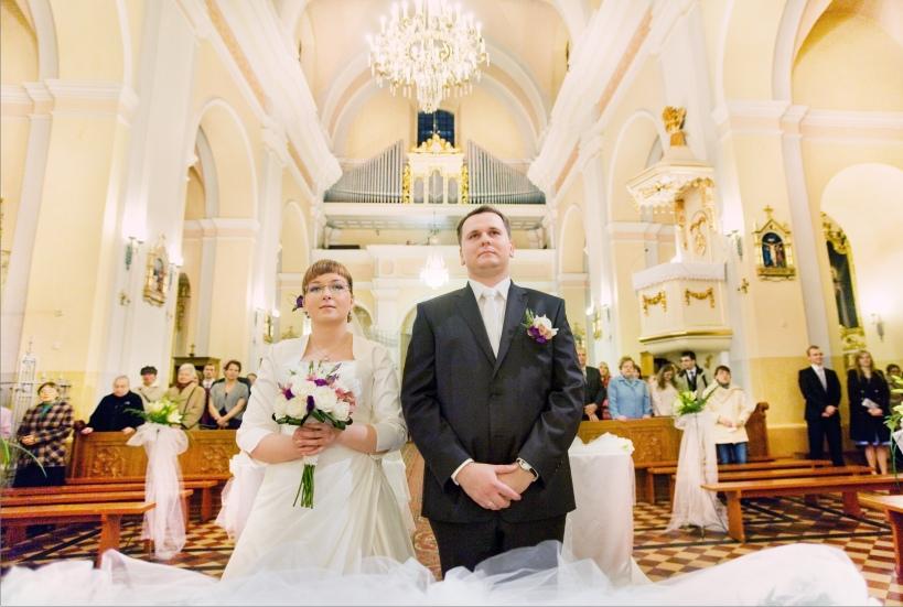Paweł Kulenty fotografia ślubna Łuków, Joanna i Leszek