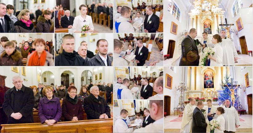 Paweł Kulenty, fotoreportaż ślubny, Aleksandra i Marcin