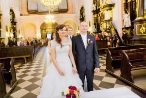 Ewa i Konrad, zdjęcia ślubne, Łuków, Siedlce