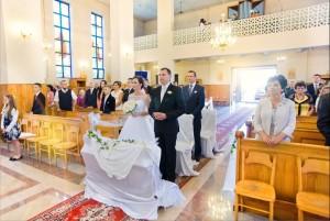 Małgorzata i Marek - Reportaż ślubny Garwolin, Pilawa
