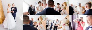 Karolina i Łukasz, fotoreportaż ślubny