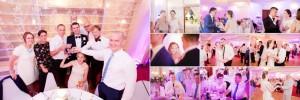 Dorota i Tomasz, fotoreportaż ślubny