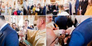 Chrzest Neli - fotoreportaż
